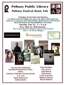 Pelham Book Fair